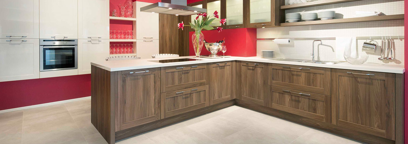 Stylish Kitchen Appliances In Our Lincoln Showroom