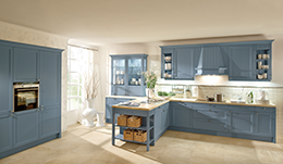 Painted Finish Kitchens